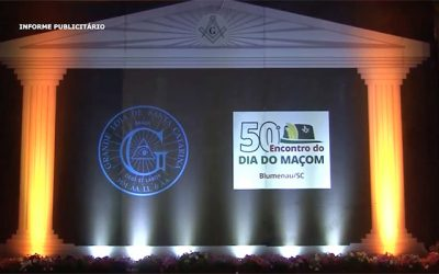 50º Encontro do Dia do Maçom: video clipe
